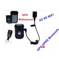 Wholesale Hands Free 4G Body Worn Camera With High Strength Engineering Plastics from china suppliers