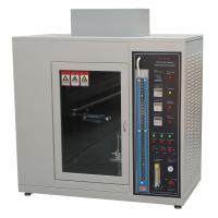 Wholesale Fire Flame Plastic Burning Test Chamber UL 94 Standard AC 220V 50Hz from china suppliers