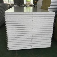 Wholesale Structural Insulated Sandwich Panels , Heat Resistant Insulated Cladding Panels from china suppliers