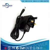Wholesale Wall Wart 12 Volt DC Power Supply 12V 1A 12W Desktop Power Adapter for Electric Device from china suppliers