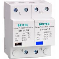 Class 1 Type 1 Surge Protection Device White Color Easy Installation