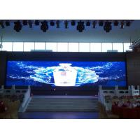 Quality Full Color RGB Large Led Display Board Meanwell Power With High Density , FCC UL Listed for sale