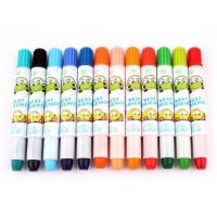 Wholesale 24 Colors Eco-friendly fancy  Non-toxic wax crayon set/ Cheaper 24 colors rotating body crayon for children from china suppliers