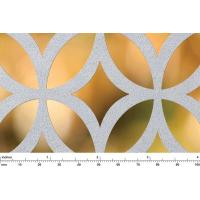 Wholesale China Hot Sale Stainless Steel Decorative Metal Screen Patterns In Foshan Manufacturer from china suppliers