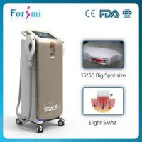 Wholesale FDA Approved IPL SHR Machine With Big Spot Size Crystal vertical ipl lamp 3000W big screen from china suppliers