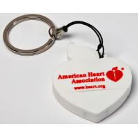 Wholesale PVC heart shape pendrive with customer logo moulded in (MY-U193) from china suppliers