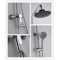Wholesale Rotating Wall Mounted Shower Mixer Taps Two hole FOR hand shower from china suppliers
