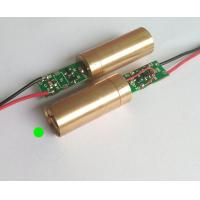 Wholesale 532nm 5mw green dot laser module for laser presenter from china suppliers