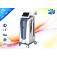 Buy cheap Multi - wavelength 808nm 755nm 1064nm Soprano Laser Hair Removal Machine from wholesalers