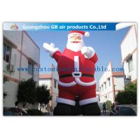 Wholesale Christmas Father Inflatable Holiday Decorations /  Outdoor Inflatable Christmas Decorations from china suppliers