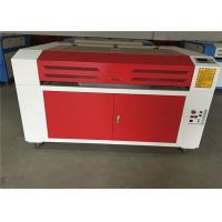 Wholesale Reci 90W Laser Wood Engraving Machine Fabric Sign Cnc Laser Cutting Machine from china suppliers
