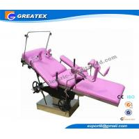 Wholesale Hydraulic Electric Operating Obstetric Delivery Table , Parturition And Gynecology Chair from china suppliers
