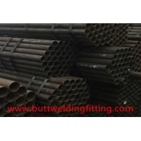 Wholesale Round Seamless API Carbon Steel Pipe API 5L Grade A  Black 1/4''-48''  SCH40 from china suppliers