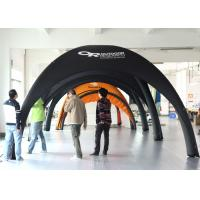 Quality Outdoor Inflatable Tent Dome Inflatables Tent UV Resistance Airtight Tent for sale