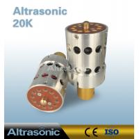 Wholesale Dunkane 110-3168 Utrasonic Welding Converter With 2 Nos Peizo 45mm Diameter from china suppliers