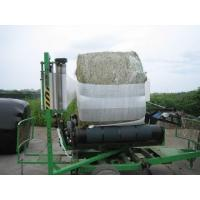 Wholesale Silage making small round hay baler round bale silage from china suppliers