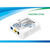 Wholesale Single GE Ethernet Port Gpon Epon ONU Optical Line Terminal Equipment HG8310M White Color from china suppliers
