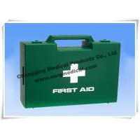 Wholesale Double First Aid Plastic Box HSE Compliant For Workplace / Shop / Warehouse from china suppliers