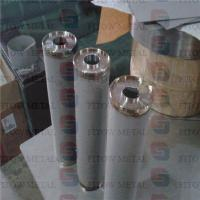 Wholesale Manufacturers  provide high-pressure metal-resistant refractory metal filter cartridges from china suppliers