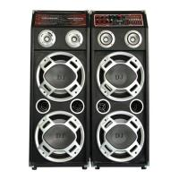 Wholesale Pro Stage Concert Portable Bluetooth PA Speakers , Bluetooth Powered Speakers from china suppliers