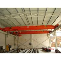 Quality IP56 Single Girder Overhead Medium Duty 5t Bridge Cranes for Machine Shop for sale