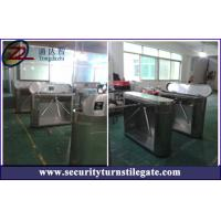 Wholesale Custom Subway / Train Pedestrian used turnstiles with long range rfid reader from china suppliers