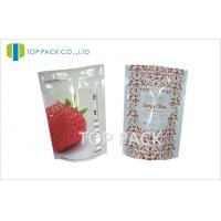 Wholesale Matt Or Glossy Printing Stand Up Pouch Packaging Easy To Closure from china suppliers