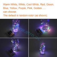 Buy cheap MINI Copper Wire LED Strip Flexible Christmas Light Strip Under Water Color LED Chains from wholesalers