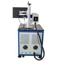 Wholesale Blue AC220V 50HZ 10640 nm Laser Stripping Machine For Enameled Wire / Cable from china suppliers