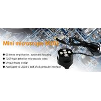 Wholesale USB Electronical Mini Digital Microscope HD720P Video With Automatic White Balance from china suppliers