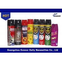 Wholesale Eco - Friendly Disposable Home Insect Spray 600ml No Residual With Deionized Water Solvent from china suppliers