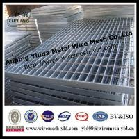 Wholesale Flooring galvanized steel grating, galvanized steel grating, bar grating, trench grating from china suppliers