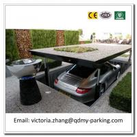 Wholesale Cheap and High Quality Residential Pit Garage Parking Car Lift Double Parking Car Lift from china suppliers