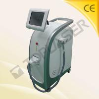 Wholesale 10 × 10 mm 10Hz Diode Laser Hair Removal Machine For Light Colored Hair from china suppliers