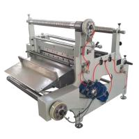 Wholesale automatic roll to sheet cutting machine with laminating function from china suppliers