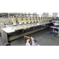 Quality High Performance Used SWF Embroidery Machine 400 x 750mm Emb Area for sale