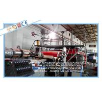 Quality Three Roll Calendar Machine For PVC Floor Mat , PVC Floor Sheet Calendering Line for sale