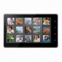 Wholesale 7-inch Tablet PC, Supports Android 4.0 OS, with Resistive Touch Panel from china suppliers