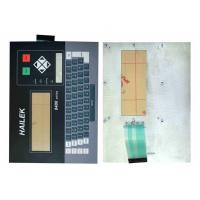 Wholesale Aluminum Background Custom Membrane Switches ISO14001 / RoHS from china suppliers