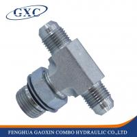 Wholesale AJOJ-OG JIC Male/Sae O-ring Boss/JIC Male Hydraulic Adapter Fitting from china suppliers