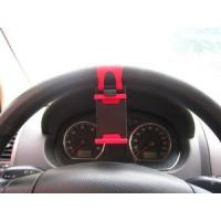 Wholesale Multi-Functional Mobile Phone Holder on Car Steering Wheel from china suppliers