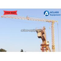 Wholesale Economic Self Erecting Tower Crane , Hydraulic Mobile Crane Assembly from china suppliers