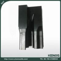 Wholesale Custom high quality tungsten carbide mold parts with TICN coating from china suppliers
