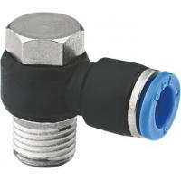 Wholesale 90 Degree Banjo Elbow NPT Threaded Fittings , Pneumatic One Touch Fittings from china suppliers