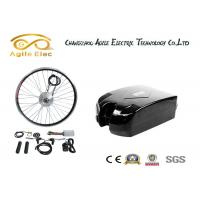 Wholesale High Efficiency E Bike Front Wheel Kit , Electric Motor Controller Kit 28kph Speed from china suppliers