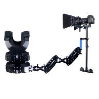 Buy cheap Camera Steadycam Stabilizer Kit Vest +Dual arm Steadicam from wholesalers