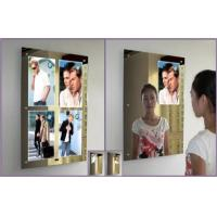 Wholesale Static Picture Plastic A1 Thin LED Magic Mirror Light Box With Sensor from china suppliers