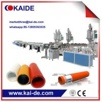 Wholesale PERT AL PERT  plastic aluminum pipe extruder machine China supplier from china suppliers