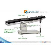 Wholesale Electrical Hydraulic Operating Table C-Arm X-Ray Compatible Operating Bed With Battery from china suppliers
