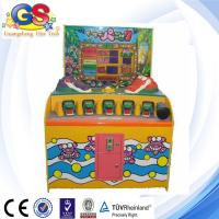 Buy cheap Hitting Crocodile lottery machine ticket redemption game machine from wholesalers